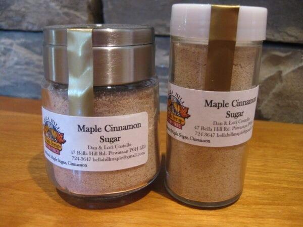 Maple Cinnamon Sugar