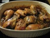 Maple Garlic Chicken