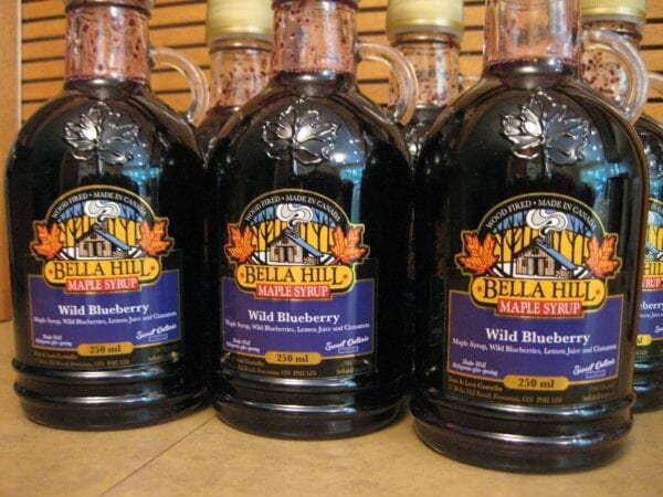 Blueberry Maple Syrup