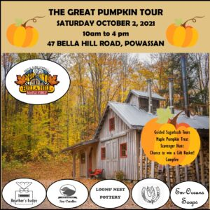 The Great Pumpkin Tour @ Bella Hill Maple Syrup